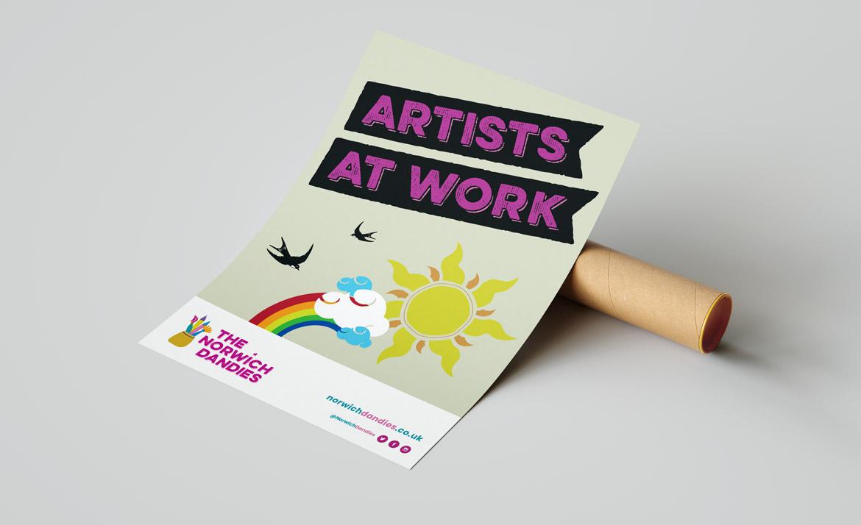 dandies-artist-poster